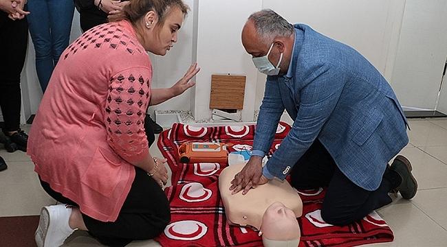 SGSM Personeline İlk Yardım Güncelleme Eğitimi