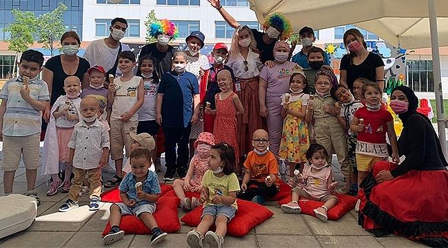 LÖSEMİLİ Çocukların Bayram Sevinci