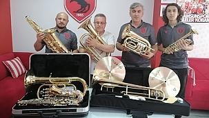 Samsunspor Bando Takımı Kuruluyor...