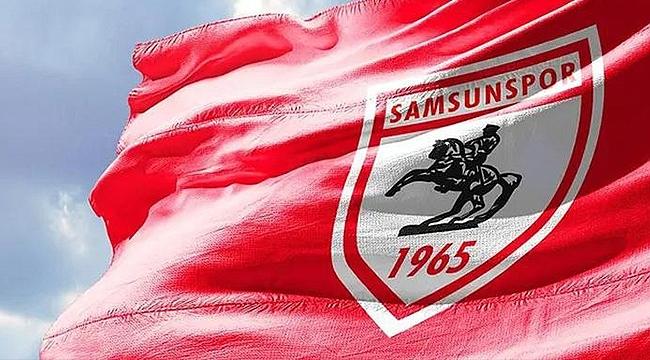 Samsunspor'dan Tesis Açıklaması!...