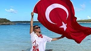 Serbest Daliş Dünya Kupasi'nda 3 Madalya ve 5 Resmi Türkiye Rekoru!