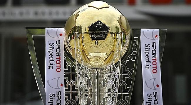 Süper Lig'in 2021-2022 Fikstürü Belli Oldu