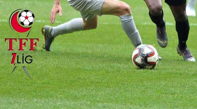 TFF 1'inci Lig'in 2021-2022 Sezonun Fikstürü Çekildi