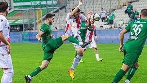 Bursaspor 4 - Yılport Samsunspor 1
