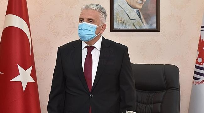 OMÜ Tıp Fakültesi Hastanesi Başhekimi Prof. Dr. Fatih Özkan