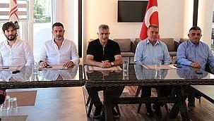 Samsunspor Teknik Direktörü ve Yönetim Kurulundan Açıklama