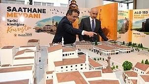 Bakan Karaismailoğlu'dan Başkan Demir'e Teşekkür