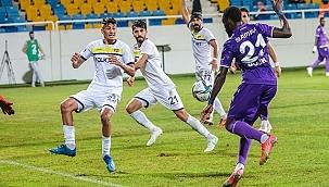 Samsunspor Ege'de Kayıp 3-2