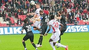 Samsunspor evinde Gülemedi 0-0