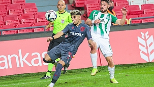 Samsunspor Turladı 2-1